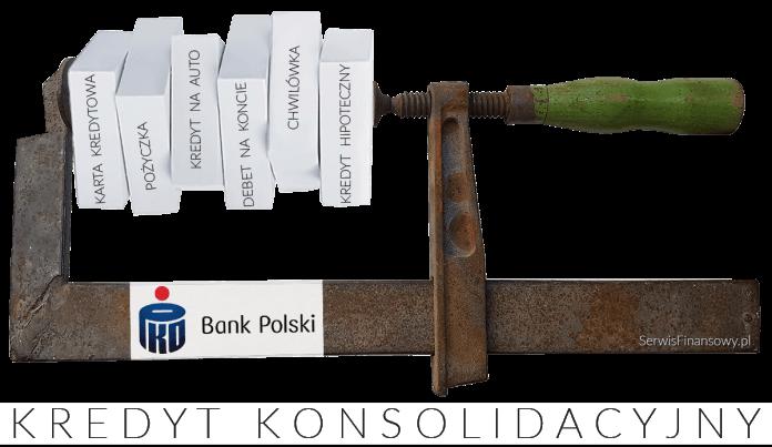 Kredyt konsolidacyjny PKO