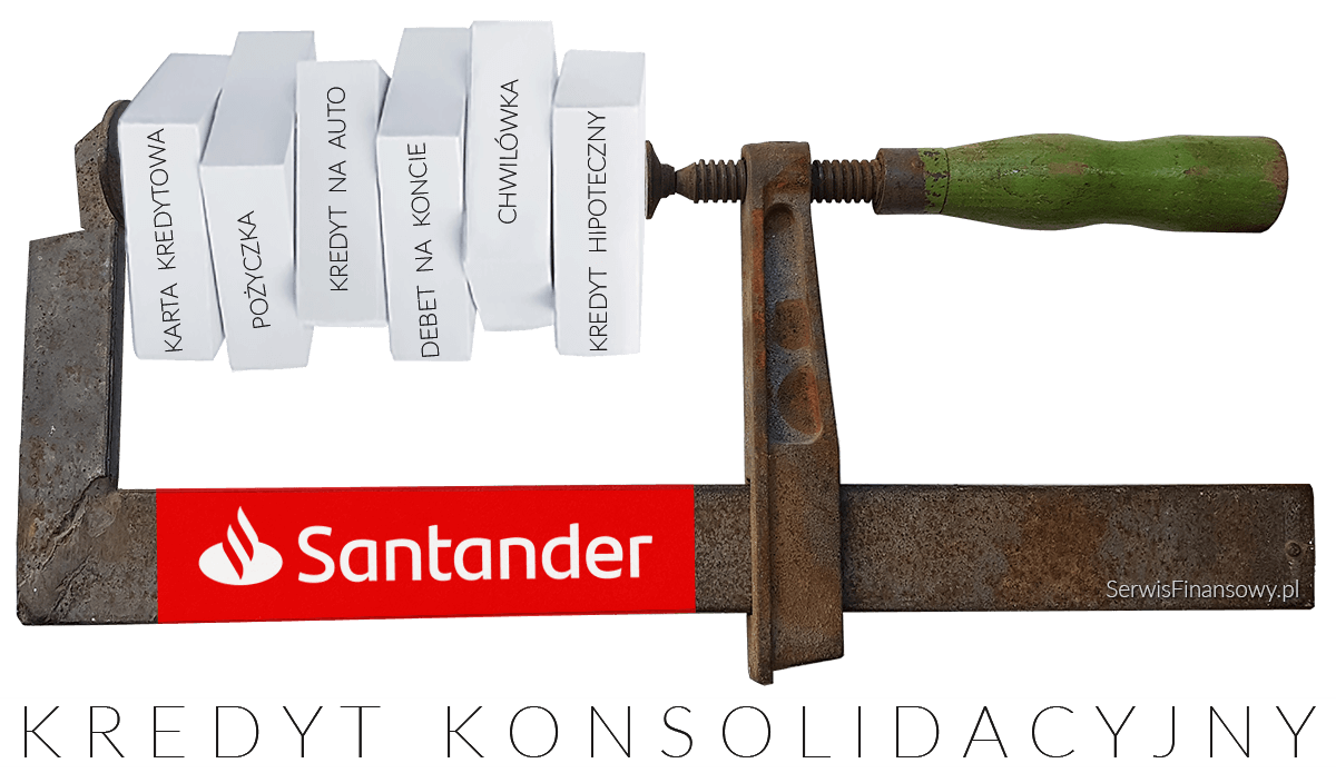 Santander konsolidacja