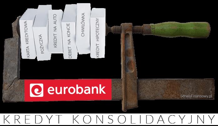 konsolidacja z eurobankiem