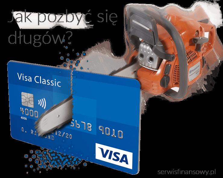 likwidujemy karty kredytowe - serwis finansowy
