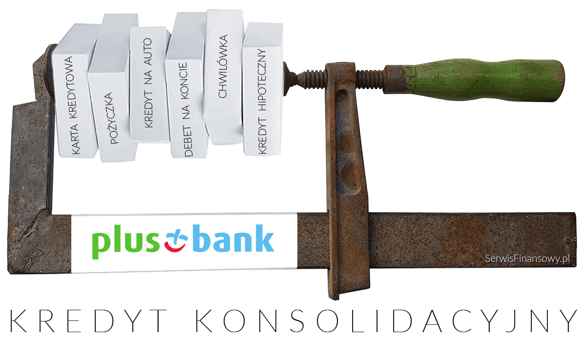 kredyt konsolidacyjny plus bank