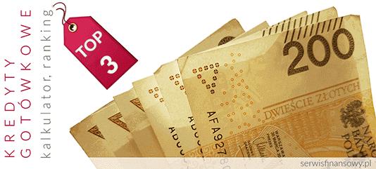 Wybierz kredyt gotówkowy - Dobre kredyty gotówkowe