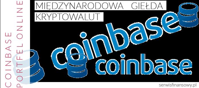 Coinbase giełda kryptowalut